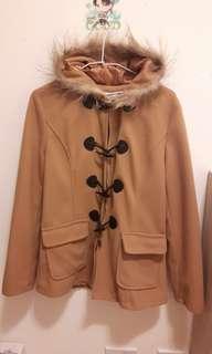 🚚 冬季大衣 學院風長外套