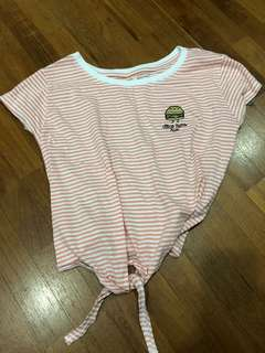 Cotton On Stripe Shirt
