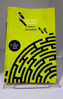 The Maze Runner - by James Dashner