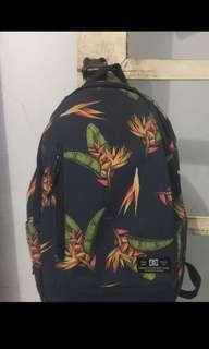 bagpack DC edition Hawaii 2016 jual murah aja