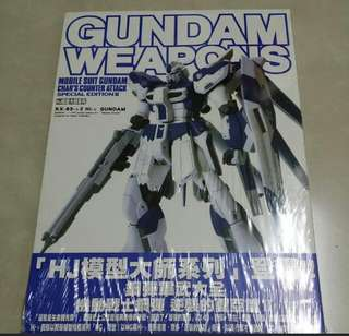 Gundam Weapons-Char's Counter Attack Special Edition II