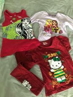 T Shirt / sets