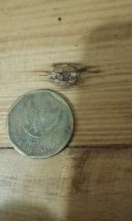 Uang koin tahun 1997