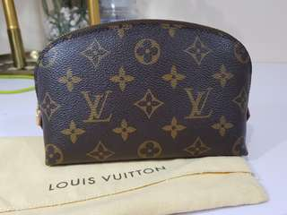 Authentic Louis Vuitton Cosmetic PM