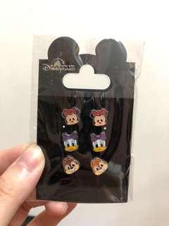 迪士尼卡通耳環 Disney 米尼 Daisy 大鼻鋼牙