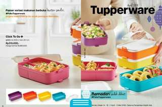 Tupperwar click to go