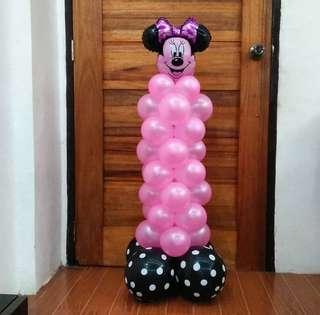 Pillar Balloons