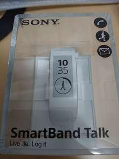 接近全新 Somy Smartband Talk