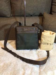 Authentic LV Small Crossbody Bag With Dustbag
