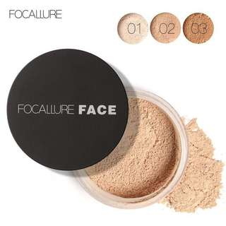 🦋FOCALLURE Face Makeup Waterproof Loose Powder🦋