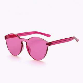 Pink sunnies from love and flair