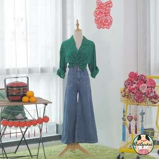 🍿 Vintage Blouse VB1404