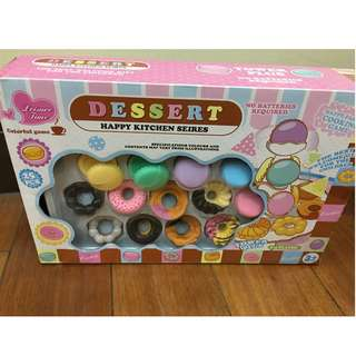 dessert kitchen tower game