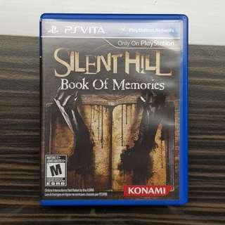 PS Vita Silent Hill