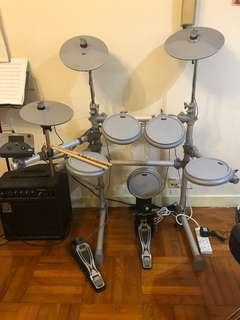 美國品牌KAT電子套鼓-KT1