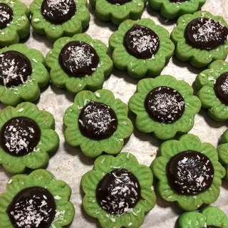 Ondeh-ondeh Tarts
