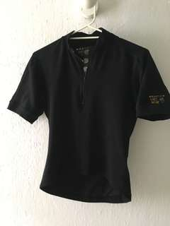 Mountain Hardwear cycling jersey Made in USA