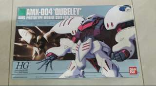HG Gundam 1/144  Qubeley Extra Finish Version (Free Gift Given)