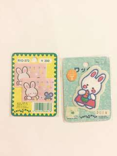 Sanrio vintage Cheery Chums badge 布章 1984 1994