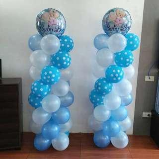 Big Pillar Balloons