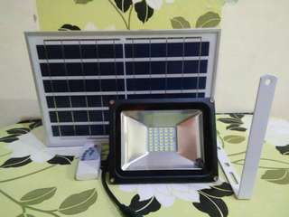 Solar Powered Led Light 20w