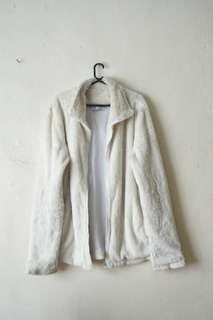 Fur Jacket (white)