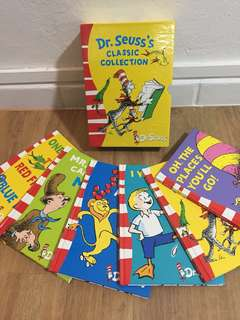 Dr. Suess's Classic Collection (6 books)