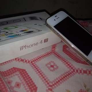 Iphone 4s 8Gb ori ibox