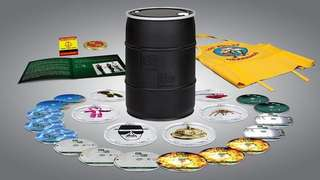 Breaking Bad Complete season 1 to 6 Boxset Bluray   16 discs