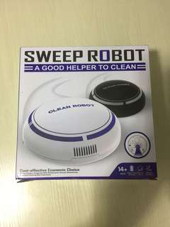 自動吸塵機械人 sweep robot