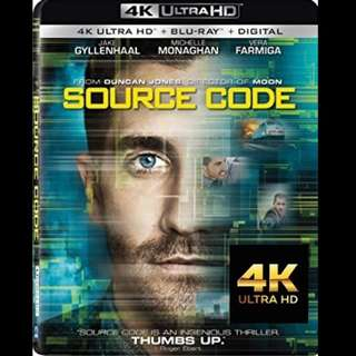 [Rent-A-4K-Movie] SOURCE CODE (2011)