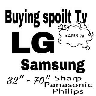 Looking for spoilt Tv