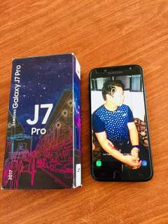 Samsung J7 Pro Matte Black