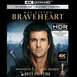 [Rent-A-4K-Movie] BRAVEHEART (1995)