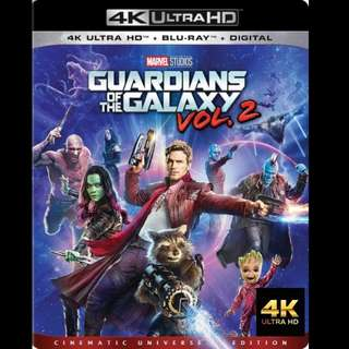 [Rent-A-4K-Movie] GUARDIANS OF THE GALAXY VOL.2 (2017)