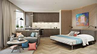 3D Rendering Service (Residential, Offices, etc)