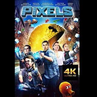[Rent-A-4K-Movie] PIXEL (2015)