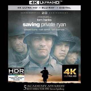 [Rent-A-4K-Movie] SAVING PRIVATE RYAN (1998)