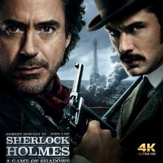 [Rent-A-4K-Movie] SHERLOCK HOLMES A GAME OF SHADOWS (2011)