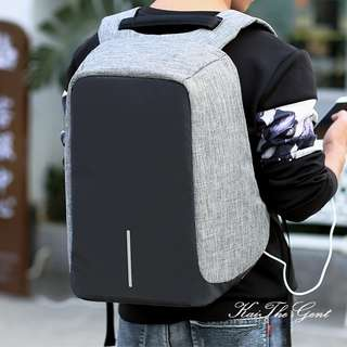 Anti Theft Bobby Backpack