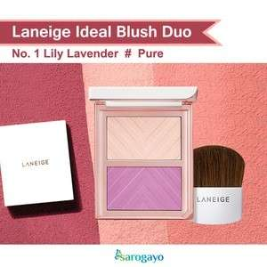 Laneige Ideal Blush Duo - Lily Lavender