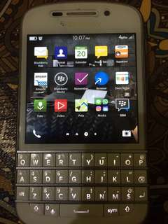 Hp Blackberry Q10 Android