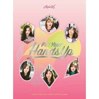 [Preorder]  Apink [Put Your Hands Up DVD]]