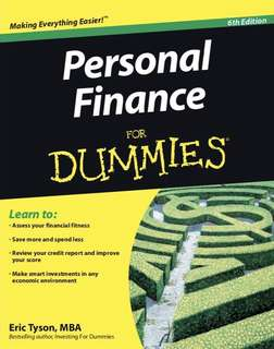 Personal Finance for dummies ebook PDF