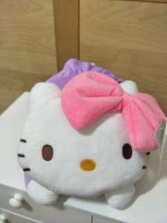 🎁(全新)Hello Kitty 甜心抱抱面紙套