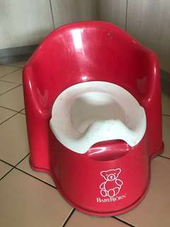 Babybjorn Baby Potty