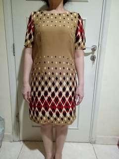 Dress mosaic