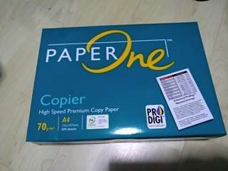 Paper One (500 sheets)