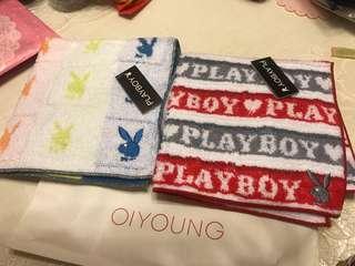 PLAYBOY TOWEL 毛巾