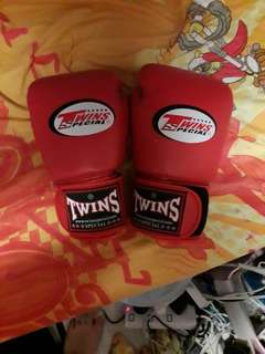 Twins brand for Boxing , Muay Thai